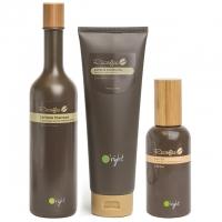 Комплект O'right «Укрепление от корней до кончиков»: шампунь, кондиционер и масло