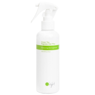 Увлажняющий спрей для волос «Зеленый чай» O'right Green Tea Regulate Hair Mist, 180 мл