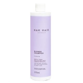 Шампунь «Блонд» NAK Blonde Shampoo — против желтизны, 375 мл