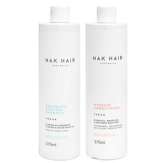 Комплект NAK Duo «Против перхоти»: шампунь и кондиционер