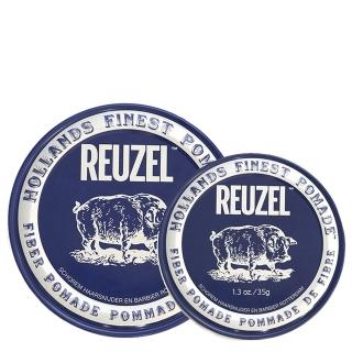 Комплект Reuzel Duo: две синие волокнистые помады экстрасильной фиксации