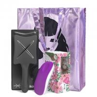 Набор расчесок в сумке Ooh La La Pops №33: для сушки и расчесывания волос