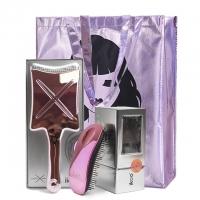 Набор расчесок в сумке Ooh La La Pops №35: для сушки и расчесывания волос