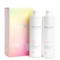 Набор NAK Duo «Питание»: шампунь и кондиционер