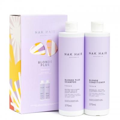 Набор NAK Duo «Блонд Плюс»: шампунь и кондиционер