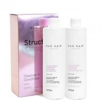 Набор NAK Duo Structure Complex «Восстановление структуры волос»: шампунь и кондиционер