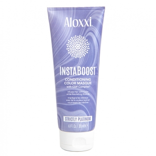 Тонирующая маска Aloxxi InstaBoost Colour Masque Strictly Platinum (Платина), 200 мл
