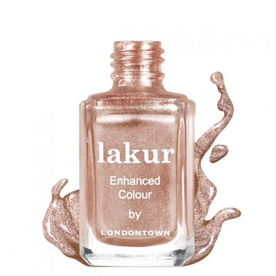 Лак для ногтей Londontown Rose Gold, 12 мл