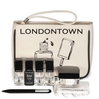 Набор Londontown Deluxe Gift Set: база, топ, масло, корректор, крем и пилочка