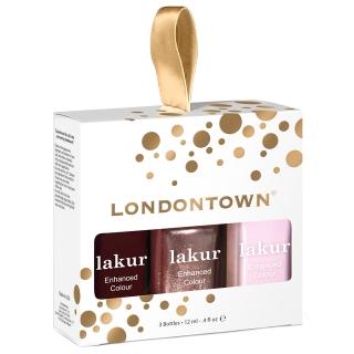 Набор Londontown Under the Mistletoe Trio: три лака