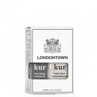 Набор Londontown Cuticle Saver Set: масло и средство для удаления кутикулы