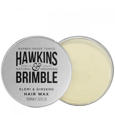 Воск средней фиксации Hawkins & Brimble Hair Wax, 100 мл