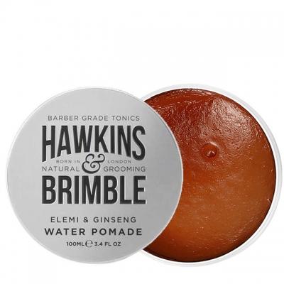 Помада сильной фиксации Hawkins & Brimble Water Pomade, 100 мл