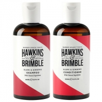 Комплект Hawkins & Brimble Duo: шампунь и кондиционер, 250 мл