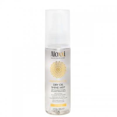 Сухое спрей-масло для блеска волос Aloxxi «7 масел», 100 мл