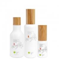 Комплект O'right Trio «Сияние кожи»: гель для умывания, эссенция и сыворотка для сияния кожи