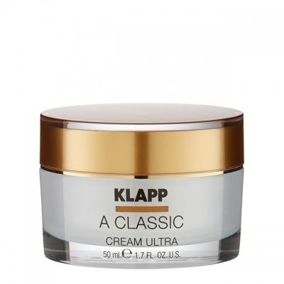 Дневной крем-ультра с витамином А Klapp Vitamin A Cream Ultra, 50 мл