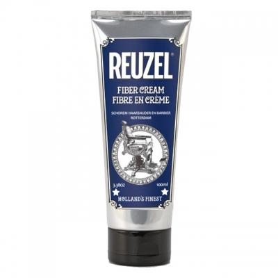 Волокнистый крем для укладки Reuzel сильной фиксации, 100 мл