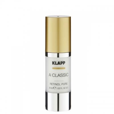 Эмульсия для лица «Чистый ретинол» Klapp A Classic Retinol Pure Serum, 30 мл
