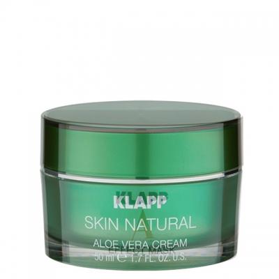 Маска «Алоэ Вера» для лица Klapp Skin Natural Aloe Vera Mousse Mask, 50 мл