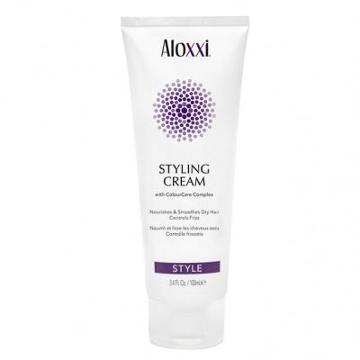 Крем для укладки волос легкой фиксации Aloxxi Styling Cream, 100 мл