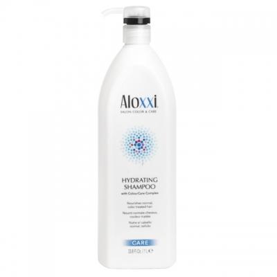 Шампунь для увлажнения волос Aloxxi, 1000 мл