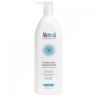 Кондиционер для увлажнения волос Aloxxi, 1000 мл