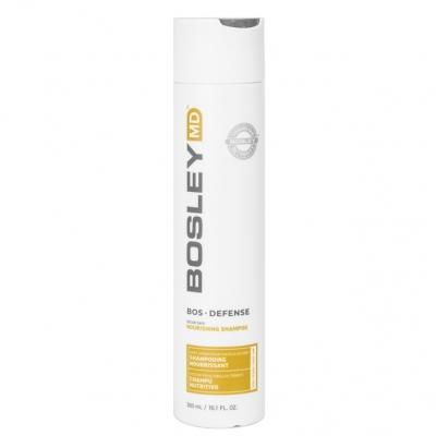 Питательный шампунь для профилактики выпадения волос Bosley MD, 300 мл