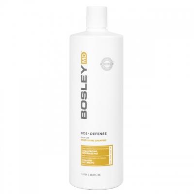 Питательный шампунь для профилактики выпадения волос Bosley MD, 1000 мл
