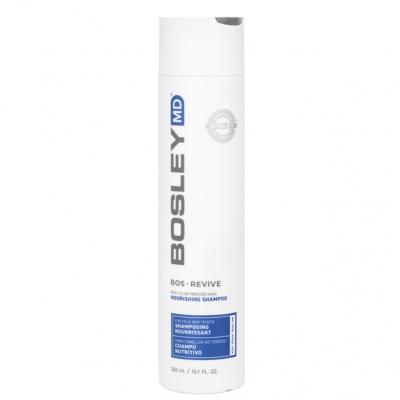 Питательный шампунь против выпадения редеющих волос Bosley MD — для неокрашенных, 300 мл