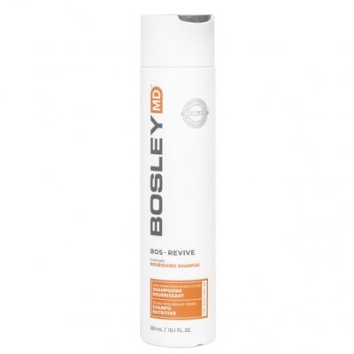 Питательный шампунь против выпадения редеющих волос Bosley MD — для окрашенных, 300 мл