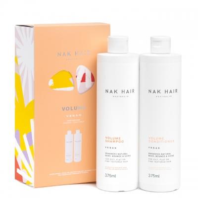 Набор NAK Duo «Объем»: шампунь и кондиционер