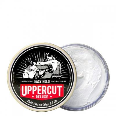 Матовый крем легкой фиксации Uppercut Deluxe Easy Hold, 18 г