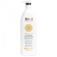 Шампунь для питания волос Aloxxi «7 масел», 1000 мл