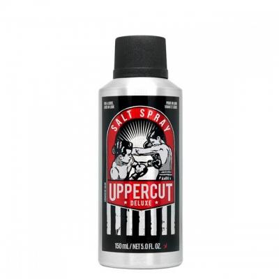 Солевой спрей для объема и текстуры Uppercut Deluxe Salt Spray, 150 мл
