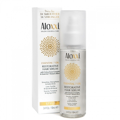 Сыворотка для питания волос Aloxxi «7 масел», 100 мл