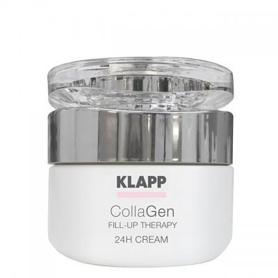 Дневной крем «Коллаген» Klapp CollaGen Fill-Up Therapy 24h Cream, 50 мл