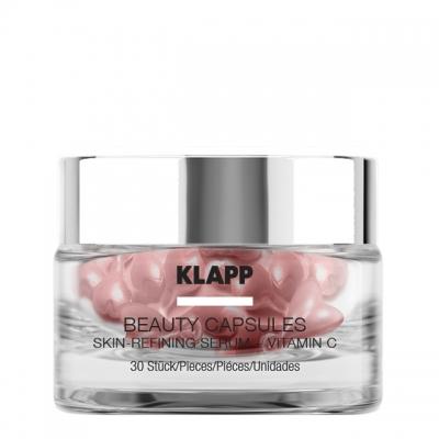 Капсулы красоты Klapp «Детокс + Витамин С», 30 шт