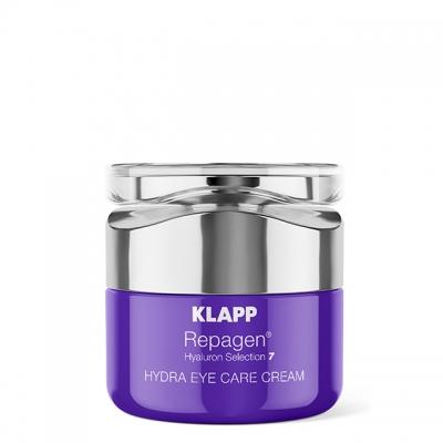 Гидрокрем для глаз Klapp Hyaluron Selection 7 Hydra Eye Care, 20 мл