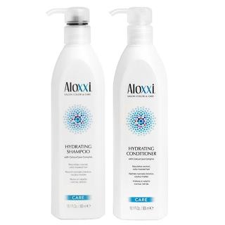 Комплект Aloxxi Hydrating Duo для увлажнения «Шампунь и кондиционер»