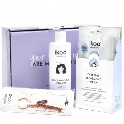 Набор ikoo Your hair & me «Объем»