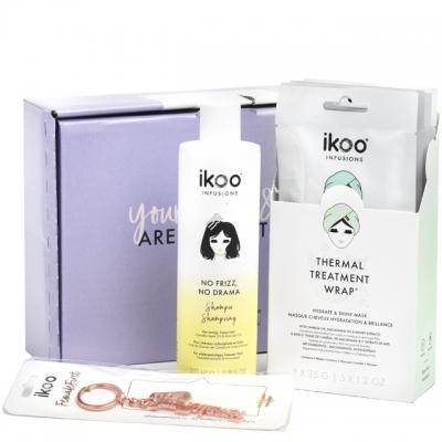 Набор ikoo Your hair & me «Против пушистости»