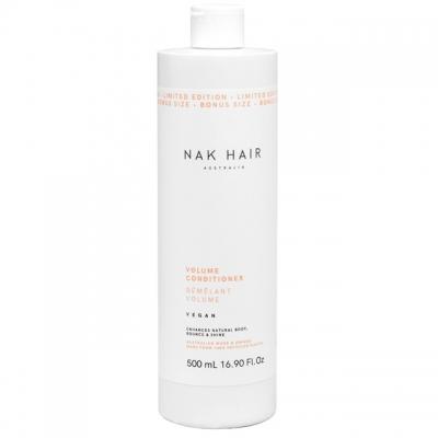 Кондиционер для объема тонких волос NAK Volume, 500 мл