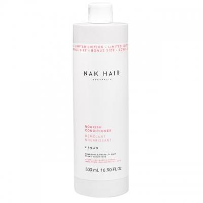 Кондиционер для питания волос NAK Nourish, 500 мл