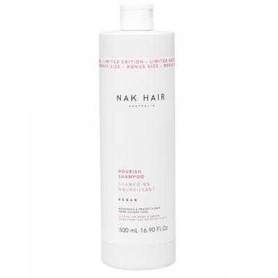 Шампунь для питания волос NAK Nourish, 500 мл