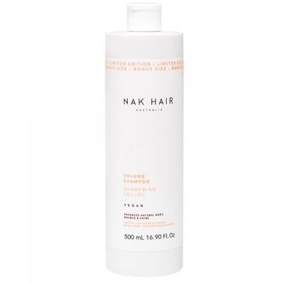 Шампунь для объема тонких волос NAK Volume, 500 мл