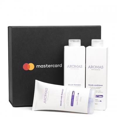 Набор Mastercard Cosmico «Роскошный блонд»