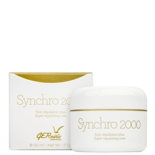 Регенерирующий крем с легкой текстурой Gernetic Synchro 2000, 50 мл
