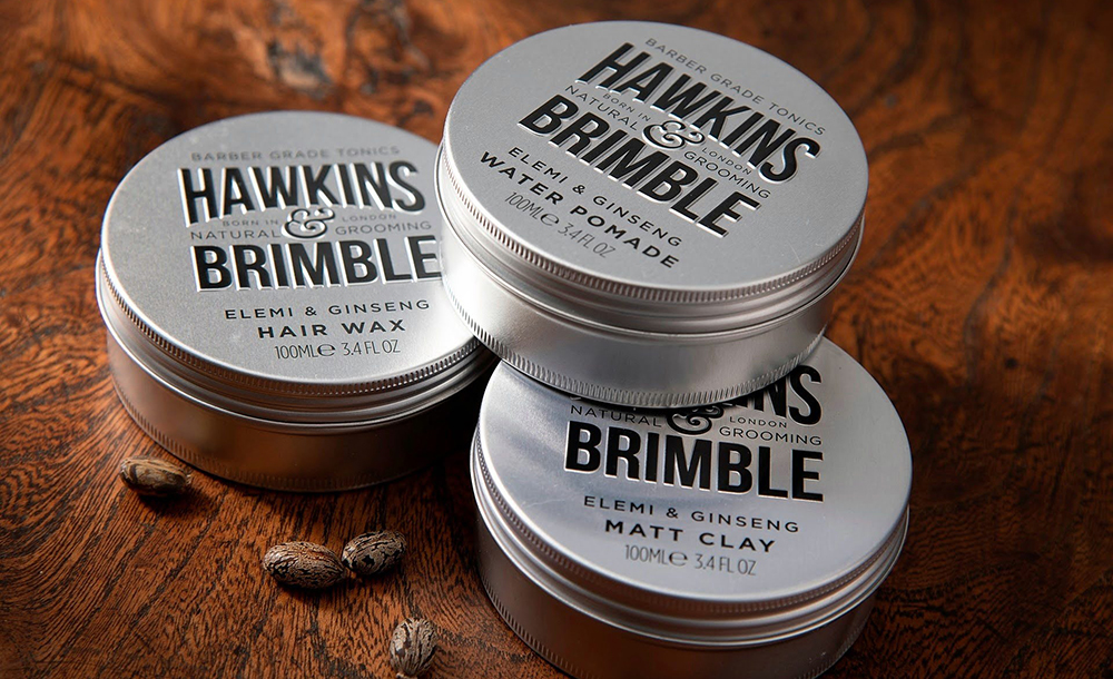 Стайлинг для укладки волос Hawkins & Brimble