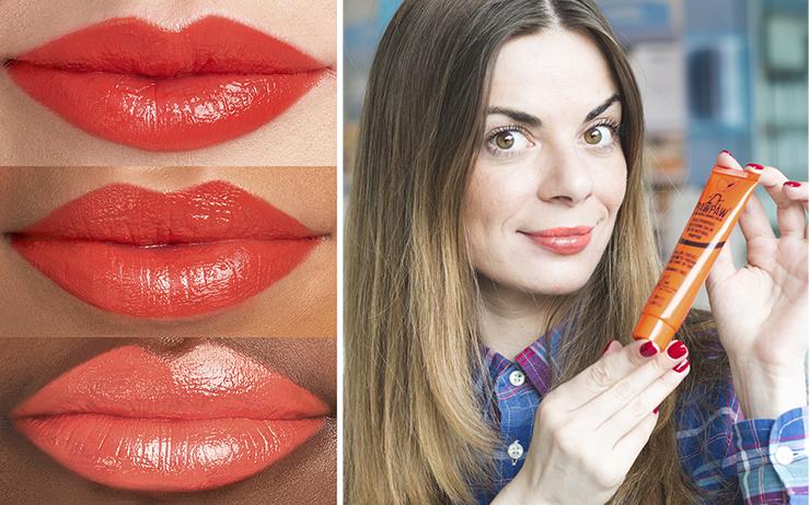 Бальзам для губ Dr.PAWPAW Orange